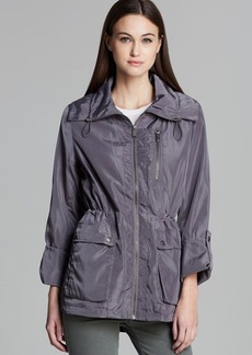DKNY Alison Four Pocket Anorak