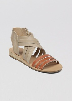 Lucky Brand Open Toe Sandals - Jessicah