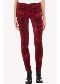 J Brand Anatolia Print Super Skinny Pants - Gaya