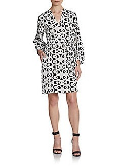 Diane von Furstenberg Printed Tanyana Dress