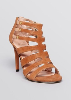 Stuart Weitzman Gladiator Sandals - Outing High Heel