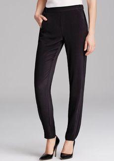 DKNYC Slouchy Straight Leg Pants