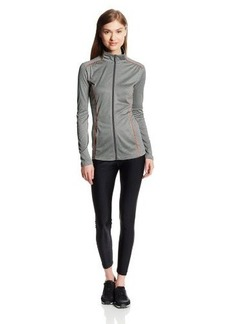 Cutter & Buck Women's Drytec Green Lake Full Zip Jacket