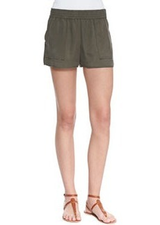 Joie Beso Jersey Shorts, Fatigue
