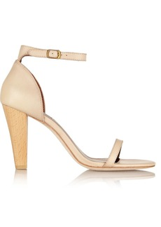 12th Street by Cynthia Vincent Mika leather sandals