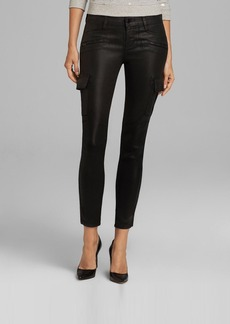 J Brand Jeans - Exclusive Ashton Cargo in Lacquered Black Quartz
