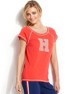 Tommy Hilfiger 'H' Logo Top