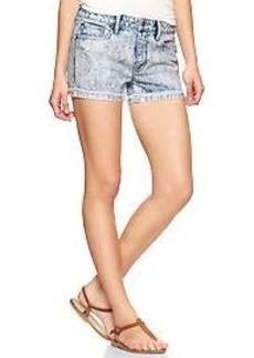 1969 destructed maddie denim shorts