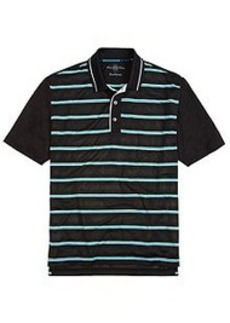 ProSport™ Placed Stripe Polo Shirt