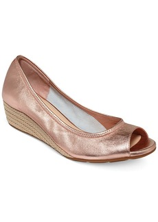 Cole Haan Women's Air Tali Open Toe Wedges