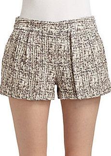 Proenza Schouler Tweed Shorts