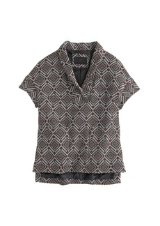 Collection jacquard popover