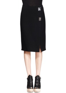 Proenza Schouler Turn-Lock Pencil Skirt