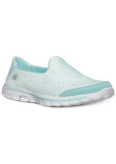 Skechers Women's GOwalk 2 Chevron Walking Sneakers from Finish Line