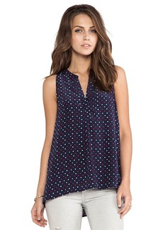 Joie Aruna Tank in Navy