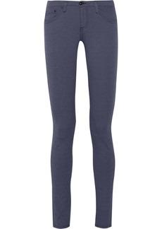 AG Jeans The Legging mid-rise cotton-blend pants