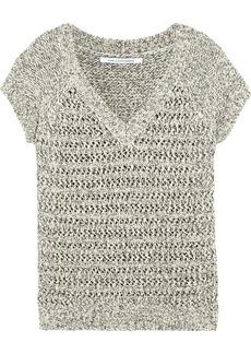 Diane von Furstenberg Zita-Anne cotton-blend sweater