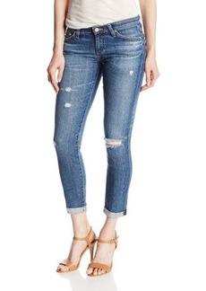 AG Adriano Goldschmied Women's Stilt Cigarette Roll-Up Jean