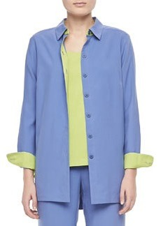 Go Silk Colorblocked Shirt