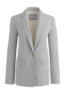 Collection Rylan blazer in seersucker