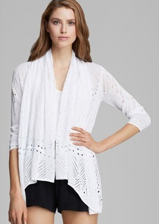 Catherine Malandrino Cardigan - Feather