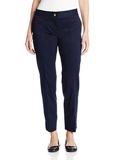 Jones New York Women's Slim Leg Pant