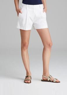 DIANE von FURSTENBERG Shorts - Naples Stretch Linen