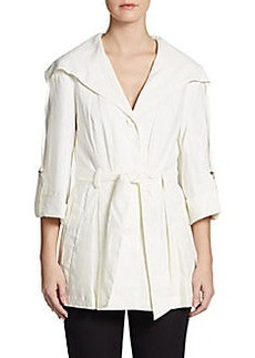Lafayette 148 New York Bayard Hooded Jacket