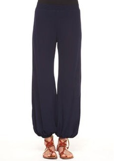 Jean Paul Gaultier Tulle Harem Pants with Elastic Hem