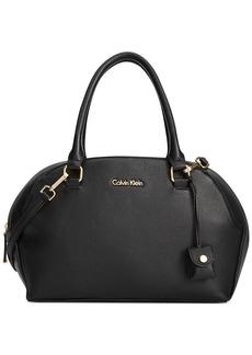 Calvin Klein Modena Pebble Bowler Bag