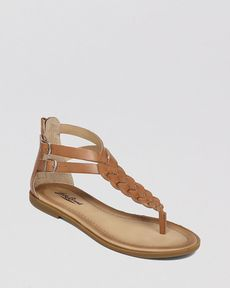 Lucky Brand Flat Thong Sandals - Carrolle