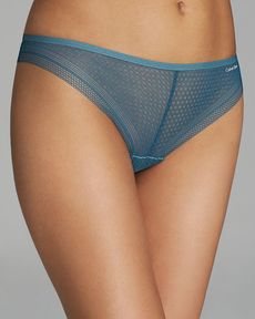 Calvin Klein Underwear Thong - Effortless #D3504