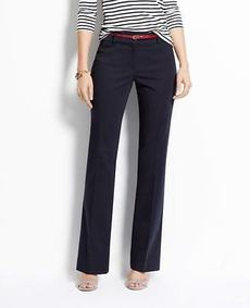 Tall Curvy Cotton Sateen Trousers