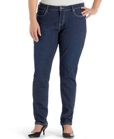Levi's® Plus Size Skinny Jeans, Simply Blue Wash