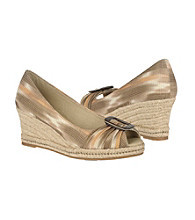 "Naturalizer® ""Bashful"" Espadrille Wedges"
