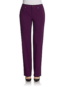 Escada High-Pigment Straight-Leg Jeans