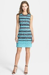 Kenneth Cole New York 'Fleur' Sheath Dress (Petite) (Petite)