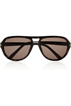 Givenchy Aviator-style sunglasses