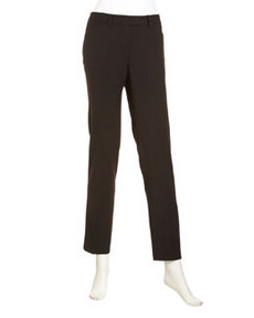Laundry by Shelli Segal The Model Ponte Pants, Black