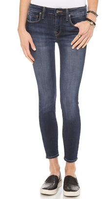 Genetic Los Angeles Brooke Crop Skinny Jeans