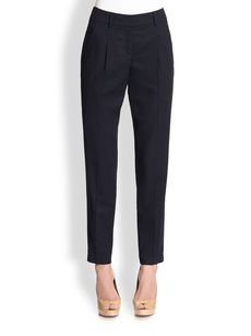 Akris Punto Mia Perforated Pants
