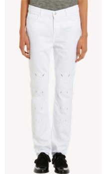 J Brand Embroidered Jean