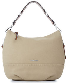Calvin Klein Canvas Hobo