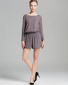 Ella Moss Romper - Long Sleeve