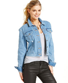 Levi's® Juniors' Authentic Trucker Jacket