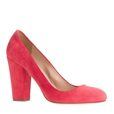 Blakely suede pumps