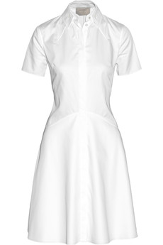 Jason Wu Cotton-poplin shirt dress