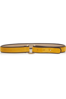 M Missoni Suede belt