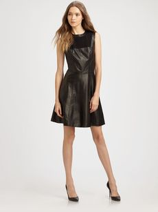 Robert Rodriguez Fit & Flare Dress