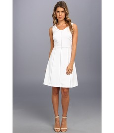 Marc New York by Andrew Marc Sleeveless A-Line Dress MD4X5274
